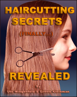 Haircutting eBook cover1