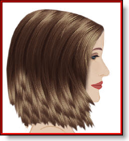 layered long bob image
