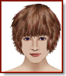 short shaggy haircut layered short bob haircut long shaggy hair cut